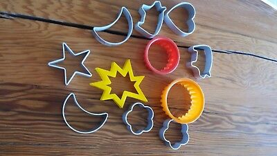11 X Cookie Cutters Only 99P