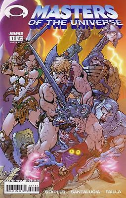 MASTERS OF THE UNIVERSE #1 Variant Cover by J.S. Campbell