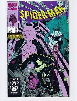 Spider-Man #14 Sub-City, pt. 2 , Sep 1991 - NM (Unread copy)