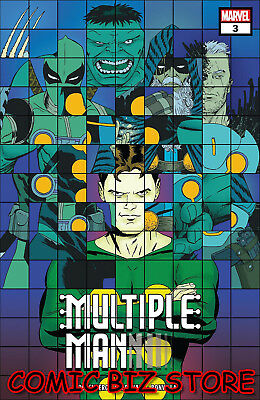 Multiple Man #3 (Of 5) (2018) 1St Printing Bagged & Boarded Marvel Comics