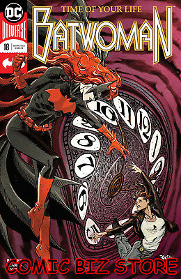 Batwoman #18 (2018) 1St Printing Main Cover Bagged & Boarded Dc Universe