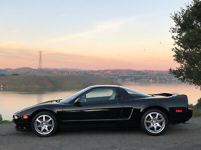 1991 Acura NSX  Acura NSX 2dr Coupe Sport 5-Speed