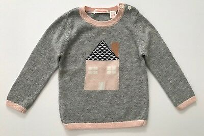 Country Road Grey Knit Jumper