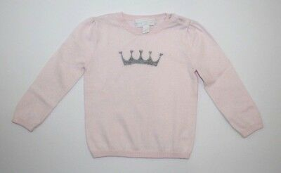 The Little White Company Pink Knit