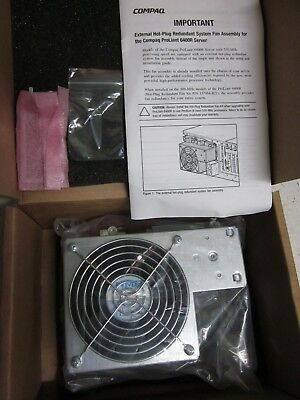 HP Proliant 6400 External Hot-Plug Redundant System Fan Assembly pn:158608-001