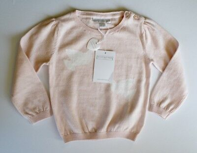 The Little White Company Pink Dove Knit