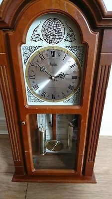 Antique Westminster chime grandfather's wall clock (For Refurbish)