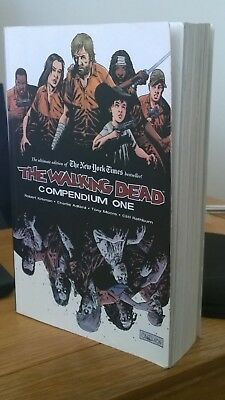 The Walking Dead Compendium Volume 1 (collects together graphic novels 1-8)