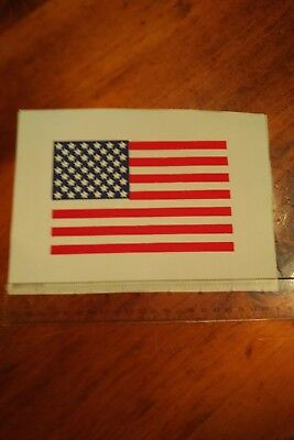 Authentic Nasa American Flag Beta Patch