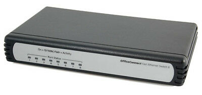 3COM - OfficeConnect Fast Ethernet Switch 8 | 3C16791C