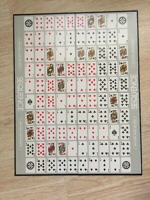 1995 Sequence By Jax Replacement Game Board Only Excellent