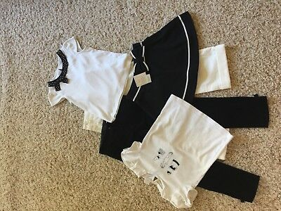 Janie and Jack Girl Clothes Lot 5T