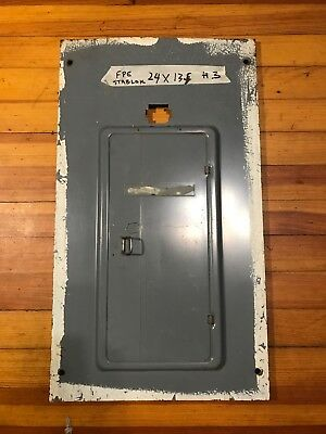 Groovy Federal Pacific Panel Cover L1306 12 125 100 125 Amp 6 12 Circuits Wiring Database Indigelartorg