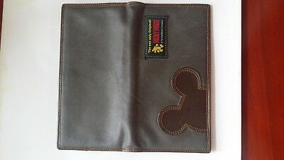 vintage mickey mouse wallet