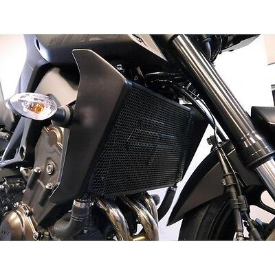 Yamaha MT-09 2017 2018 Evotech Performance Radiator Guard