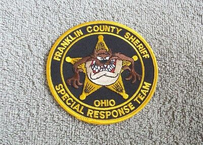 Ohio - Franklin County Sheriff Special Response Team Patch