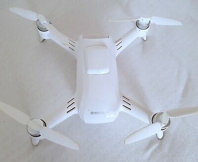 Yuneec Breeze 4k Selfie Drohne Quadcopter