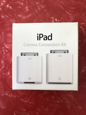 iPad Camera Connection MC531ZM/A, In box.