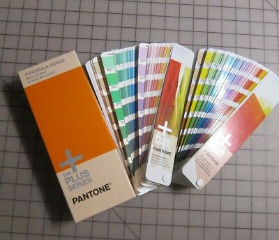 PANTONE FORMULA GUIDE Book and Box, Coated and Uncoated