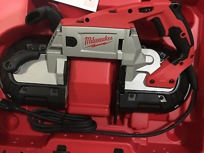 Milwaukee Deep Cut Band Saw 6232-20 Variable Speed 380RPM 120V Corded Tool