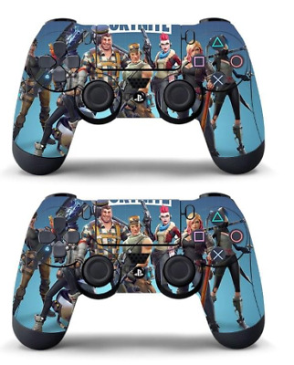 Fortnite Sticker Voor Sony PlayStation 4 PS4 Game Controller Skin Stickers