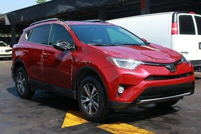 2018 Toyota RAV4 Adventure 4dr SUV 2018 Adventure 4dr SUV Damaged, wrecked, project, repairable, salvage