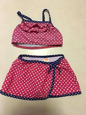Girls Baby Bathers 9-12 Months