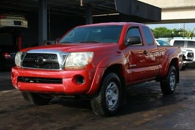 2011 Toyota Tacoma PreRunner 4x2 4dr Access Cab 6.1 ft SB 4A 2011 PreRunner 4x2 4dr Damaged, wrecked, project, repairable, salvage