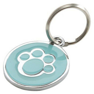 Id Card Address Label Pet Name Tag Dog Identity Card Dog Tag Pet Collar Card