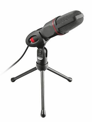Trust Gaming GXT 212 Mico USB Microphone and Stand for PC and Laptop