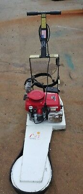 Aztec Edgewind stripper floor stripping machine with low hours & FREE shipping!