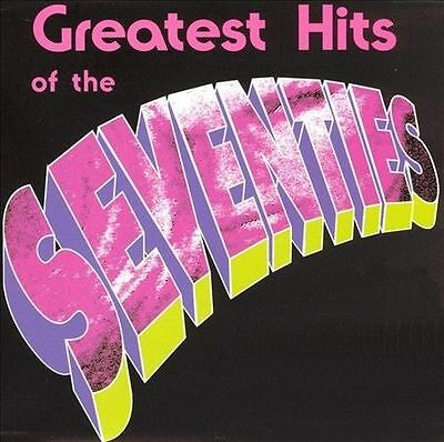 Various Artists : Greatest Hits of the 70s CD