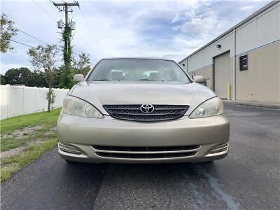 2004 Toyota Camry LE 2004 Toyota Camry $1 NO RESERVE AUCTION