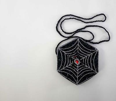Katherine's Collection - Spider Web Purse / Bag - Halloween - 14-814246