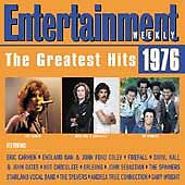 Entertainment Weekly: The Greatest Hits 1976 by Various Artists (CD, Mar-2000, B