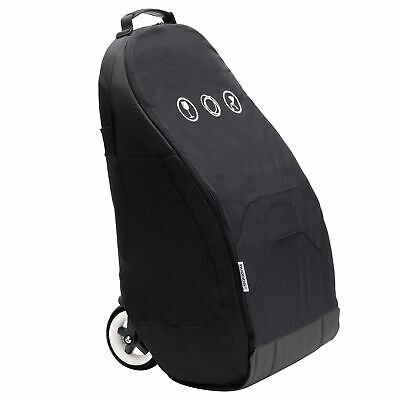 Bugaboo Bee & Bee 3 Pushchair / Stroller / Buggy Compact Transport Bag In Black