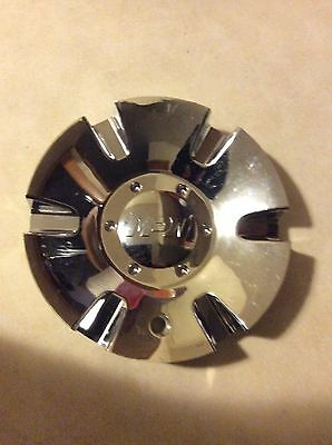 Mpw Chrome Wheel Center Cap C207 Hy-Cap-029 Used