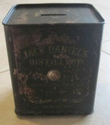 JACK DANIELS  money box safe