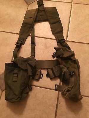 Iraqi Ammo Pouches And Harness Set