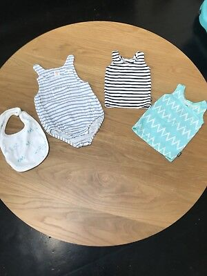 Seed, Bonds, Purebaby 3-6 Month Baby Bundle