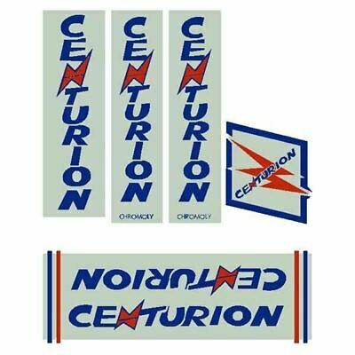 Centurion Confetti Master Ironman Bicycle Decal Set sku Cent-S101