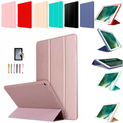 Ultra Thin New Smart Magnetic Leather Stand Case Cover For APPLE iPad Mini 1234