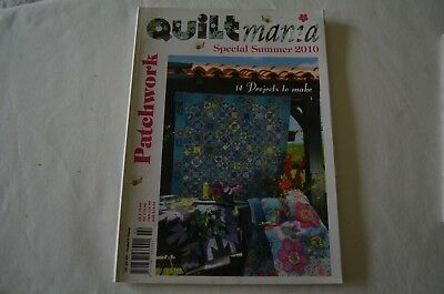 Patchwork Quiltmania Special Summer 2010