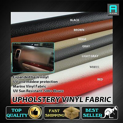 Upholstery Faux Leather Lichee Grain Leatherette Material Auto Seat Repair Patch