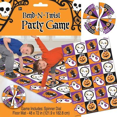 Halloween Haunted Party Family Friendly Events  Bend & Twist Game