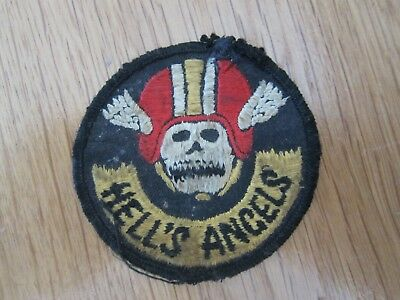 Mc Patch Hells Angels Ha Original Aus Den 70Ern Patches Rocker Aufnäher