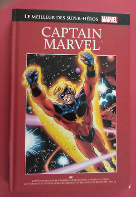 Marvel Le Meilleur Des Super Heros - Captain Marvel - Comics - Vf - 25 - 4276