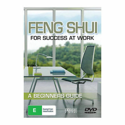 Feng Shu For Success At Work Brand New And Sealed Dvd Region All Pal System