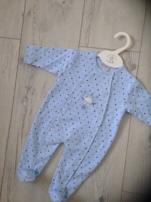 Baby Boy Baby Gro . NEW . 0-3 Months . 1/2 Price !!!