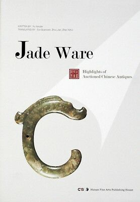 Book: Highlights of Auctioned Chinese Antiques: Jade Ware